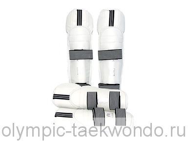 Комплексная защита рук и ног для тхэквондо (локоть, колено)