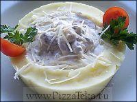 Страчетти из телятины  с картофелем