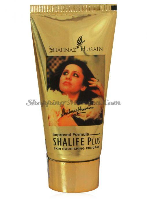 Ночной омолаживающий крем для лица Шахназ Хусейн (Shahnaz Husain Shalife Plus)