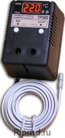 Терморегулятор симисторный ТР-500 Pid-регулятор
