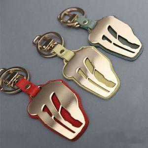 Брелок на ключи под золото в стилизации KIA Sportage3 / Sorento / IX35