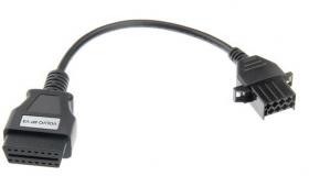 VOLVO 8 pin - OBD II