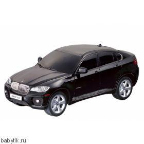 Р/у машина BMW X6 (1:24) Rastar Черная