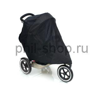 УФ защита (москитная сетка) для коляски Phil and Teds Classic и Explorer