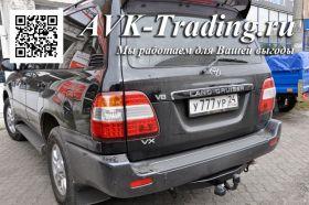 Фаркоп Bosal VFM 3032-A для Toyota Land Cruiser 100 VX (1998–2007) и Lexus LX 470 (2003–2007) с шаром типа A