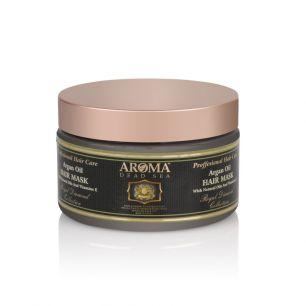 Маска для волос с аргановым маслом и минералами Мертвого моря