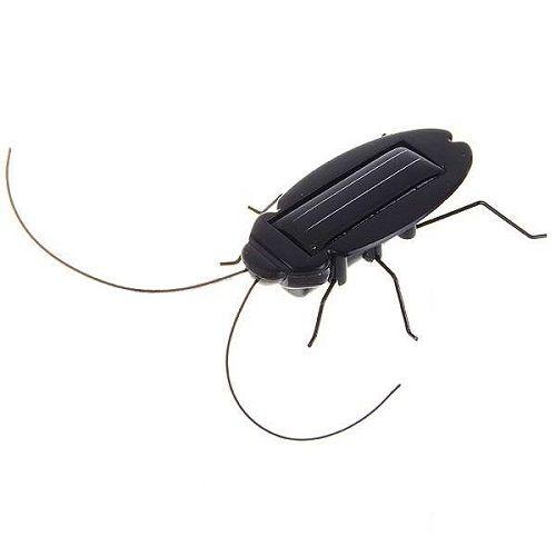 Жук на солнечной батарее Solar Cockroach