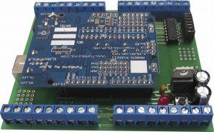 Контроллер с протоколом RS-485
