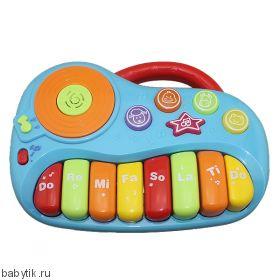 """Музыкальная игрушка """"Пианино"""" WinFun"""