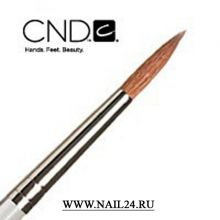 "CND Кисть Pro Series #8 ""Pro Styler"" (35$)"