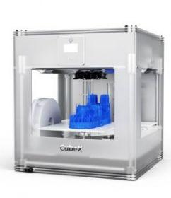 3D принтер 3D Systems CubeX, один экструдер