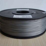 КатушкаABS-пластикаESUN1.75мм1кг.,серебристая(ABS175S1)