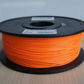 КатушкаPLA-пластикаESUN1.75мм1кг.,оранжевая(PLA175O1)