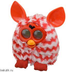 Интерактивная игрушка Phoebe - Фиби Красно-белый зиг-заг
