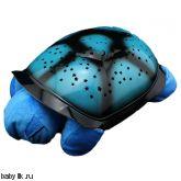 Музыкальный ночник-проектор Черепаха