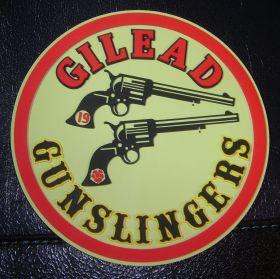 """Нашивка ордена стрелков """"Gilead gunslingers"""""""