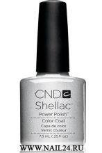 CND Shellac SILVER CHROME 0.25OZ/7.3МЛ