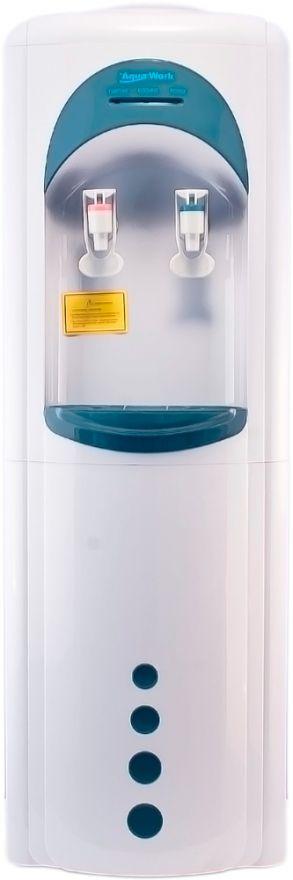 Водораздатчик напольный Aqua Work 16-LW/HLN белый без нагрева и охлаждения