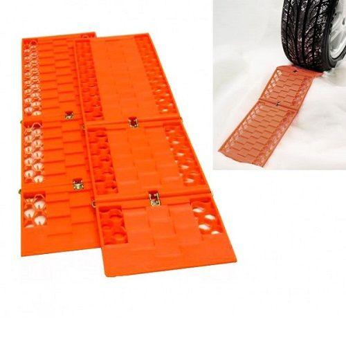 Противобуксовочные ленты Tyre Grip Tracks (устройство Антибукс)