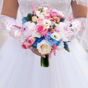 Свадебный букет невесты №11
