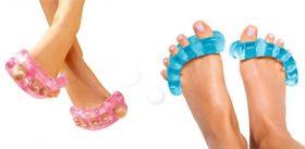Массажер для пальцев ног .