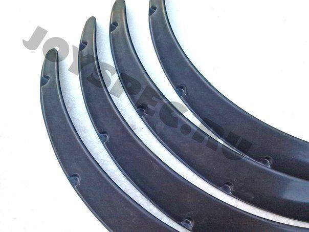 Расширители арок (Фендеры) 30 мм (4шт.)