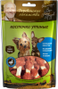 Деревенские лакомства д/собак мини-пород: Косточки утиные 60г