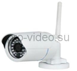 Уличная водонепроницаемая IP камера QIP-4DW10 Wi - Fi