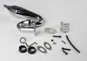 Exhaust pipe for HPI Baja 1/5