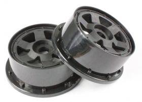 5B Front Super Star Wheels w/ beadlocks & screws