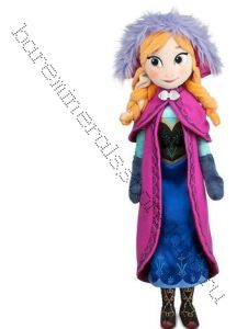 Кукла Анна плюшевая Дисней 50 см