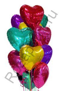 Воздушные шары фольгированные фигуры за шт