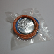 Комплект ABS-Пластика для 3D ручек Myriwell 1.75 мм, (белый, желтый, красный)