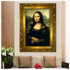 """набор для вышивания крестом """"Мона Лиза"""""""