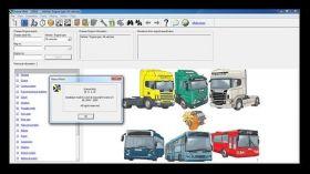 Scania SOPS редактор