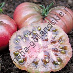 """Томат сорт""""ПУРПУРНЫЙ КАЛАБАШ БИО""""(Purple Calabash BIO) 10 семян"""