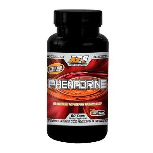 Жиросжигатель Phenadrine (APS Nutrition) 60 капсул