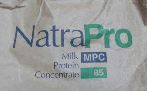 Концентрат молочного белка (казеин) 85% Murray Goulburn MPC 85 Natra Pro (Австралия)