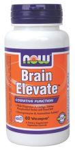 Активатор мозга 60(Brain elevate) капс. При сниженных интеллектуальных способностях