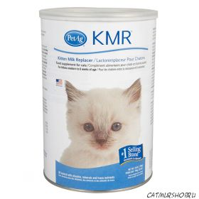 KMR от компании  Pet-Ag  - 794 гр. заменитель кошачьего молока