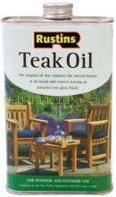 Тиковое масло (Teak oil)
