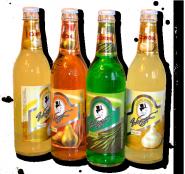 ЗАНДУКЕЛИ - ЛИМОНАДЫ (ГРУЗИЯ) 0.5л. стеклянная бутылочка