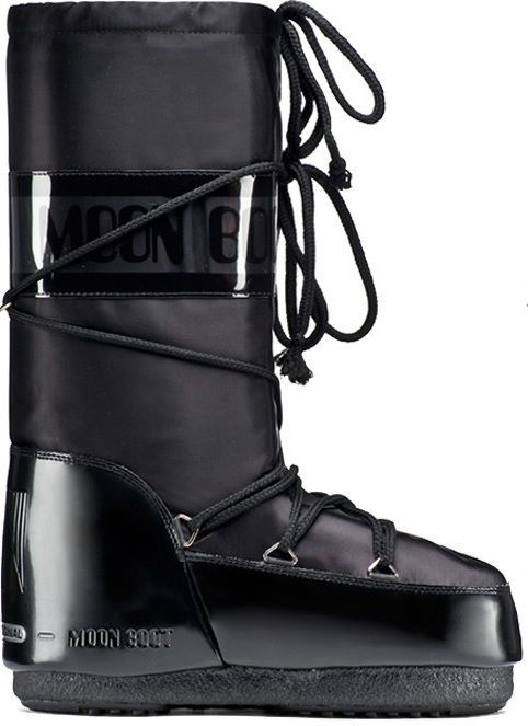 Moon Boot Glance Black / 35-38.