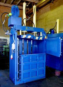 Пресс гидравлический пакетировочный ПГП-24МШ