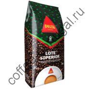 """Кофе """"Delta Superior"""" в зернах  1 кг"""