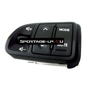 Блок кнопок руля управления магнитолой Sportage3, MOBIS