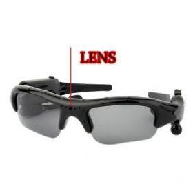 Солнцезащитные очки со скрытой камерой и MP3 + 4 GB