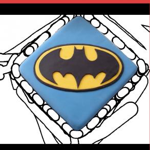 """Торт """"Batman"""""""
