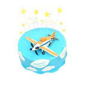 "Торт ""Самолет 2"""