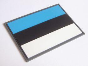 нашивка флаг Эстонии (Eesti Vabariik)